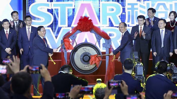 Star-struck: investors swarm over new Shanghai tech market