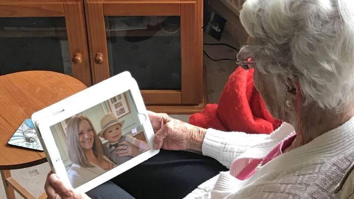 Dementia special report - Graham Parrish mother's Doris.