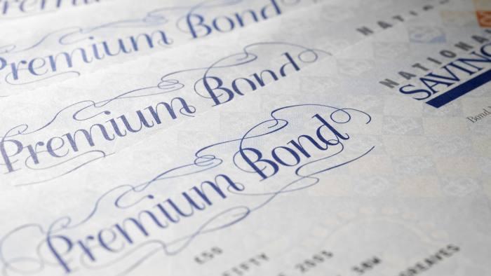 DJC6C4 Premium Bond Certificates