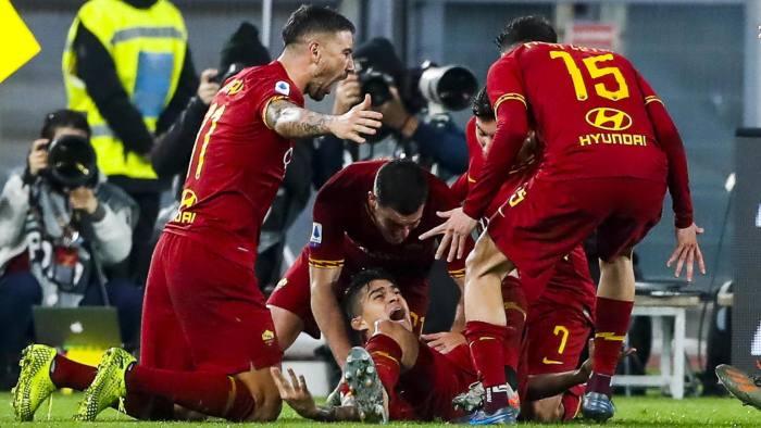 Italian football club AS Roma set for sale to US billionaire | Financial  Times