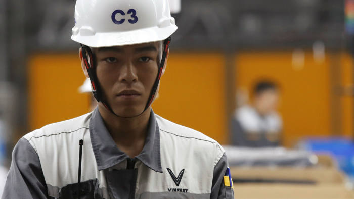 Vietnam's Vingroup gives hard sell to own workers