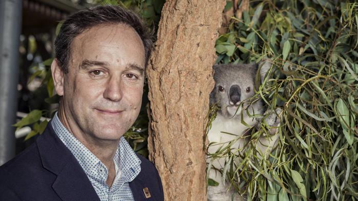 Dermot O'Gorman, CEO of World Wide Fund for Nature Australia