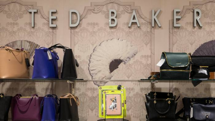 7f6fbbbc6 Ted Baker says it has developed a number of strategies and contingency  plans to assist in minimising disruption caused by the UK s exit from the  EU © ...