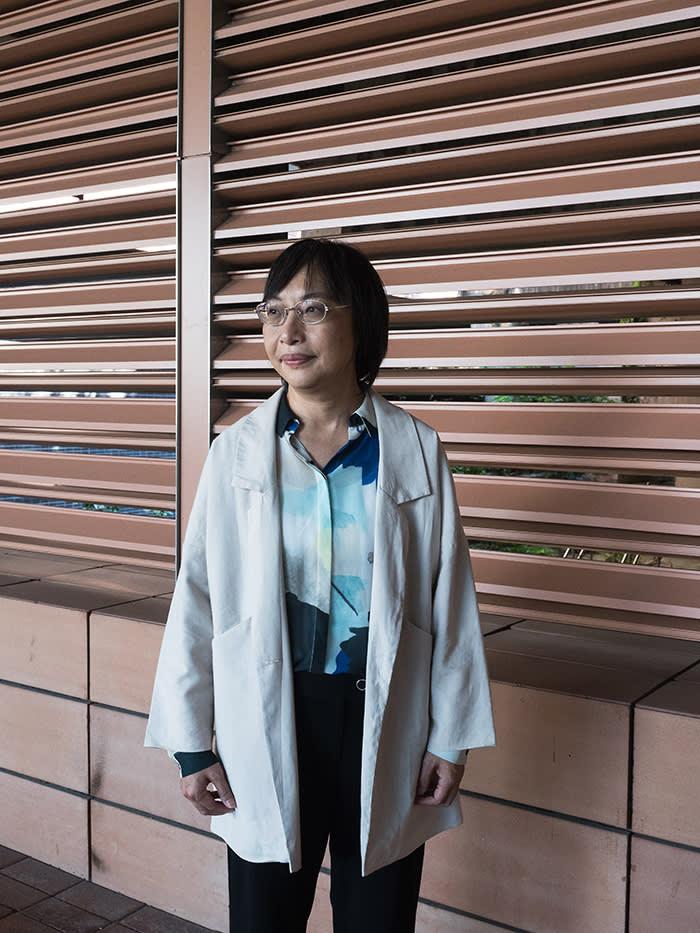 'How can you change Hong Kong without changing China?' Pun Ngai, 49, professor at the University of Hong Kong