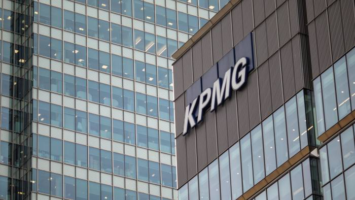 KPMG fined £5m over 'exceptional' breach in BNY Mellon audit