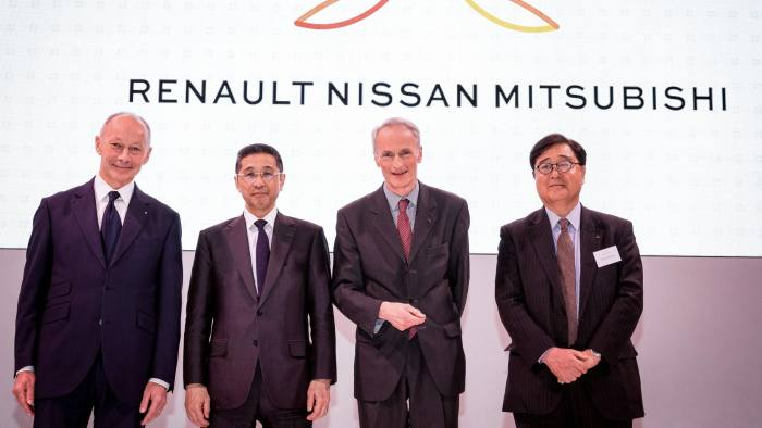 Japanese government and Nissan reject Renault merger talks