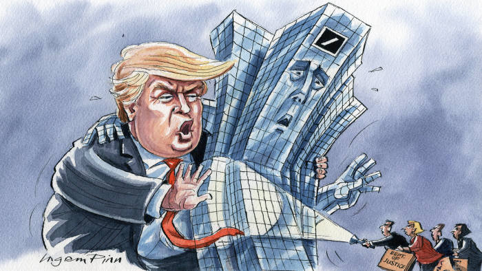 web_Trump and Deutsche bank