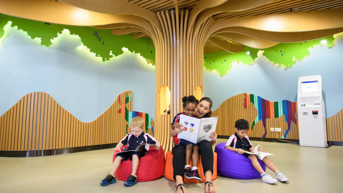 Cognita Early Learning Village, Singapore