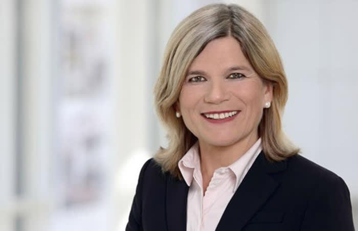 Bettina Laurick, Board member for Rhine-Main region, Fidar (Campaign for More Women on Boards)