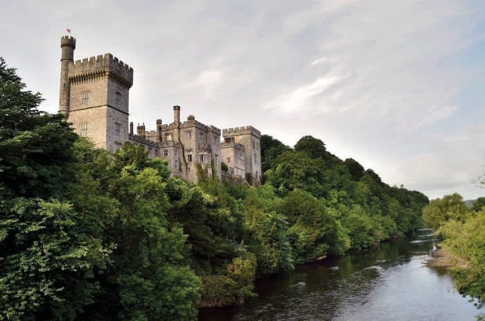 Lismore Castle, photo: Paul McAree