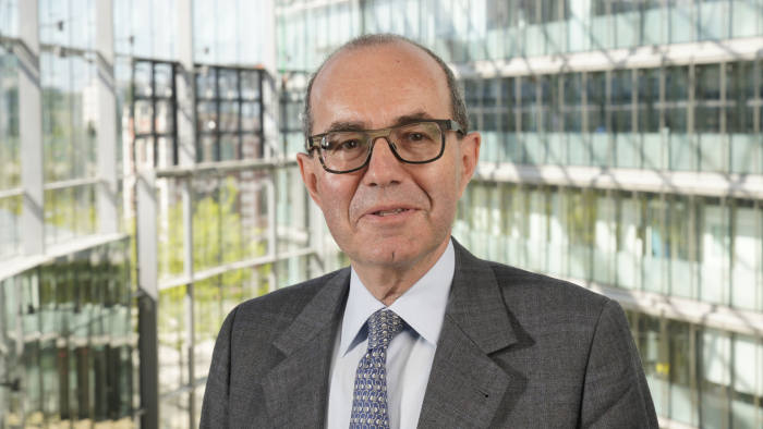 Thomas B. Cueni is Director-General of The International Federation of Pharmaceutical Manufacturers & Associations (IFPMA). (Handout)