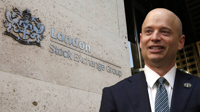 London Stock Exchange lays $27bn bet that data are the