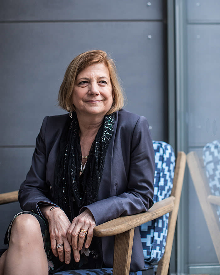 AI startup boss Jackie Hunter upends pharma and male tech culture ...