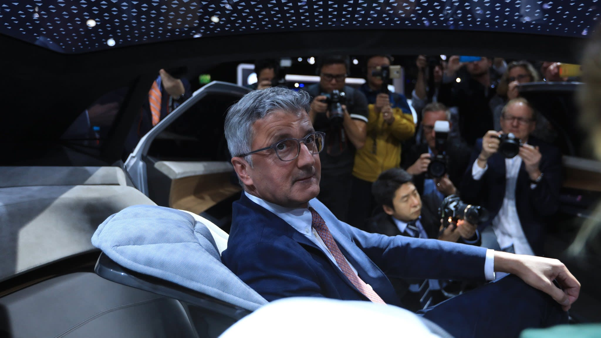 Can Germany survive the 'iPhone moment' for cars? | Financial Times
