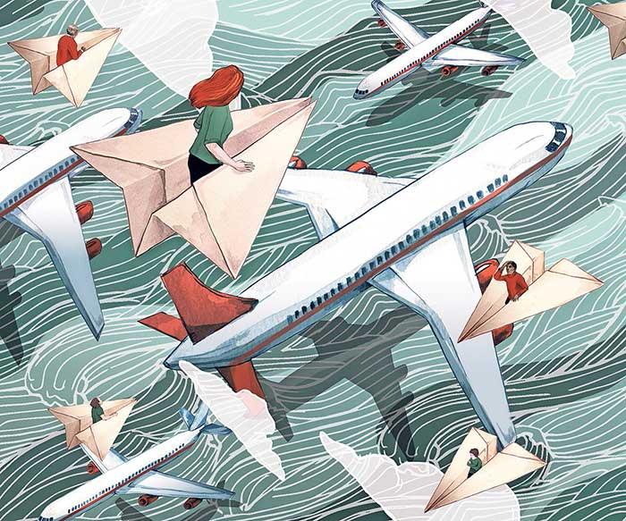 Turbulence by David Szalay — the mile high-club | Financial Times