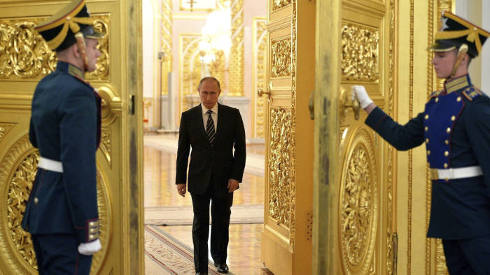 Putin S People How The Kgb Took Back Russia And Then Turned On The West Financial Times
