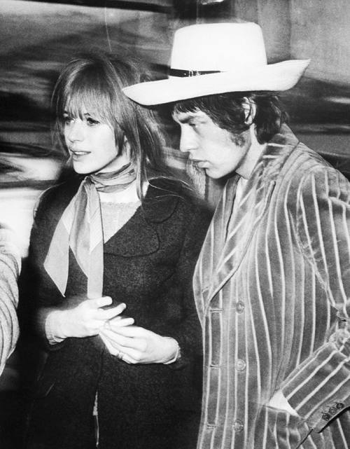 Marianne Faithfull: 'If I wasn't there, it didn't happen