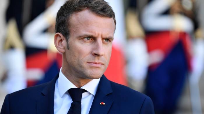 Resultado de imagen de Emmanuel Macron