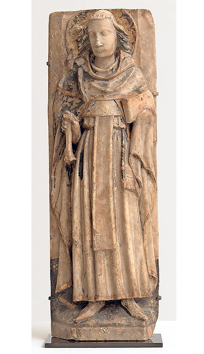Saint Ambrose, England, early 15th century