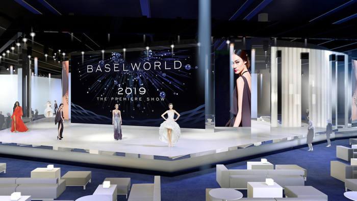 Baselworld   Show Plaza   Visualization