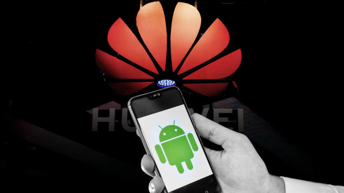 Image result for Huawei banned from android