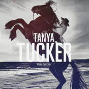 Album cover of 'While I'm Livin'' by Tanya Tucker