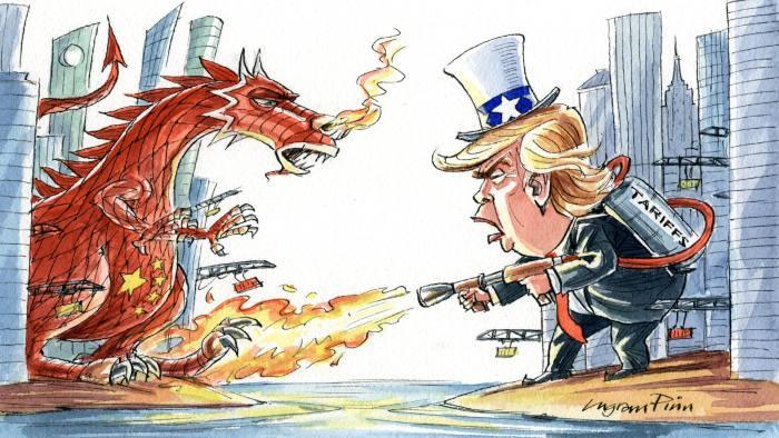 web_China's response to Trump