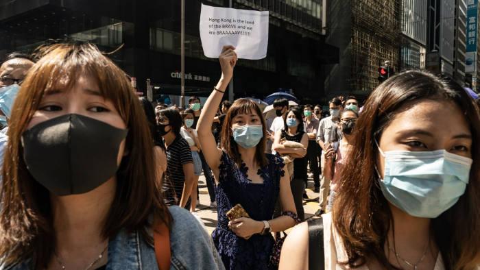 Emergency Face Hong Masks Times Kong To Ban Powers Financial Invokes