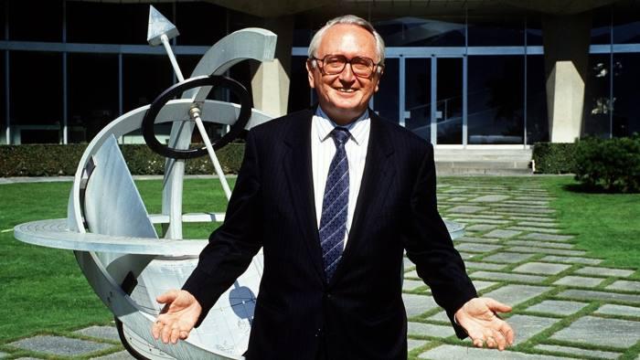 Helmut Maucher, Nestlé chief executive, 1927-2018 | Financial Times