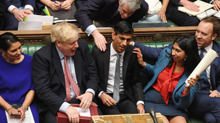 Sunak S Budget Rose To The Occasion Now Whitehall Must Deliver Financial Times