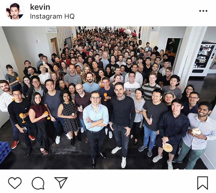 Instagram founders quit Facebook-owned photo app | Financial