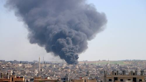 Idlib: Russia and Turkey dig in for a final Syria battle