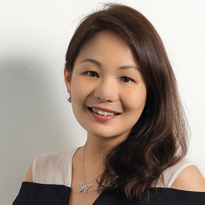 Gladys Chun Lazada Group