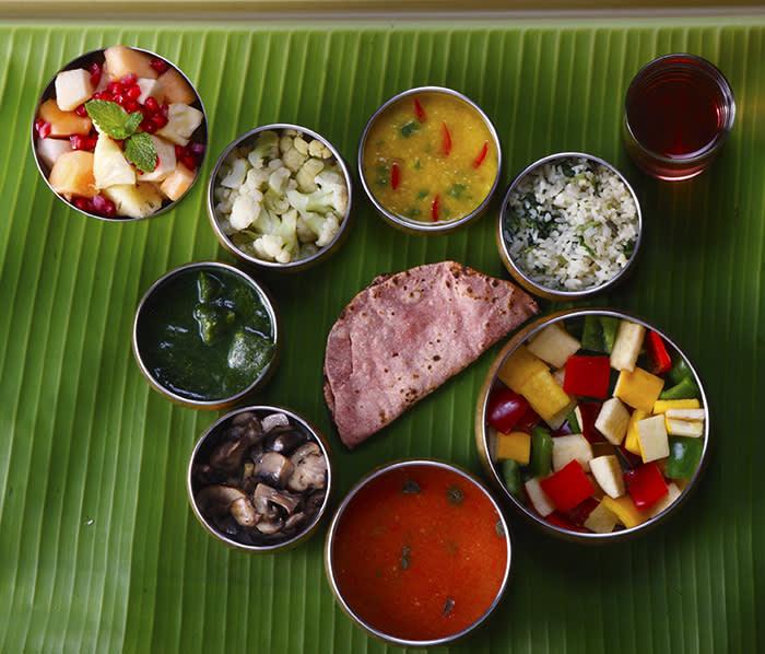 Soukya veg cuisine PR Provided