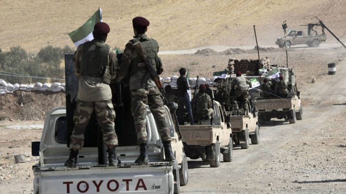 ¡Tensión en Siria! Turquía amenaza con una invasión