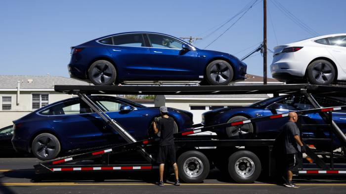 Tesla's mass-market promise is disappearing over the horizon
