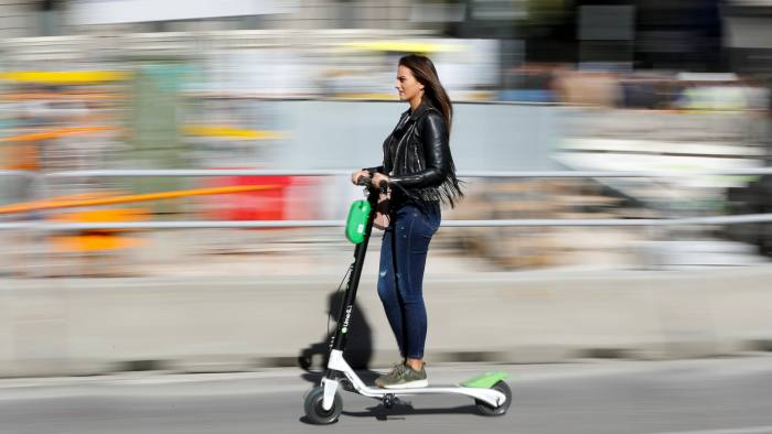 E-scooter sharing start-ups 'not sustainable', says scooter