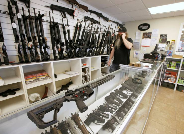 Someone is wrong on the internet:  Banks regulating guns edition