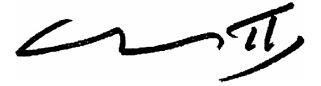 McGahn II signature
