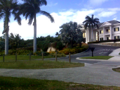 Sir Allen's Antigua, or the curious case of Stanford