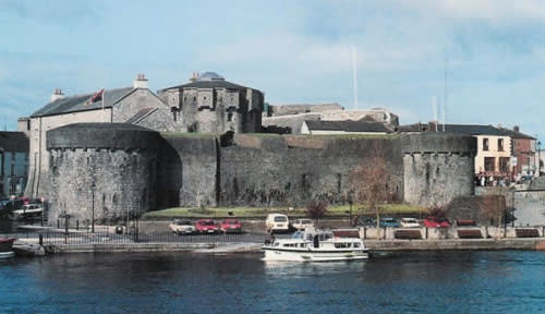 Ireland dream home - 12th-century haunted Irish castle