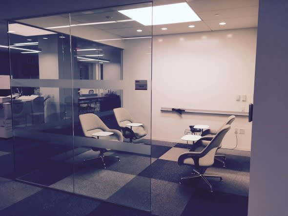Video the welcome belated backlash to the openplan office  FT