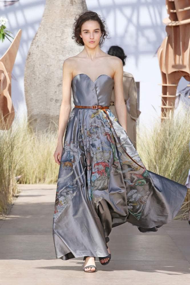 Dior haute couture AW17 ©Dior