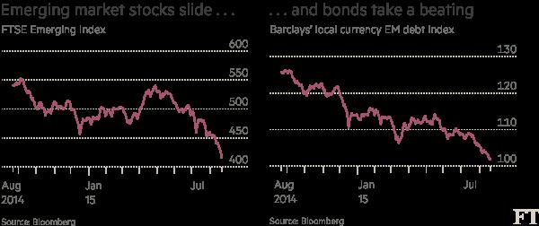 FirstFT — China stock market rout resumes, Biden\'s bid and Canadian ...