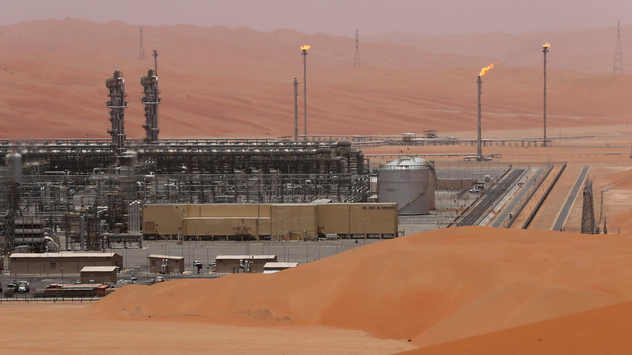 Saudi Aramco loses its 'in perpetuity' exclusive oil rights