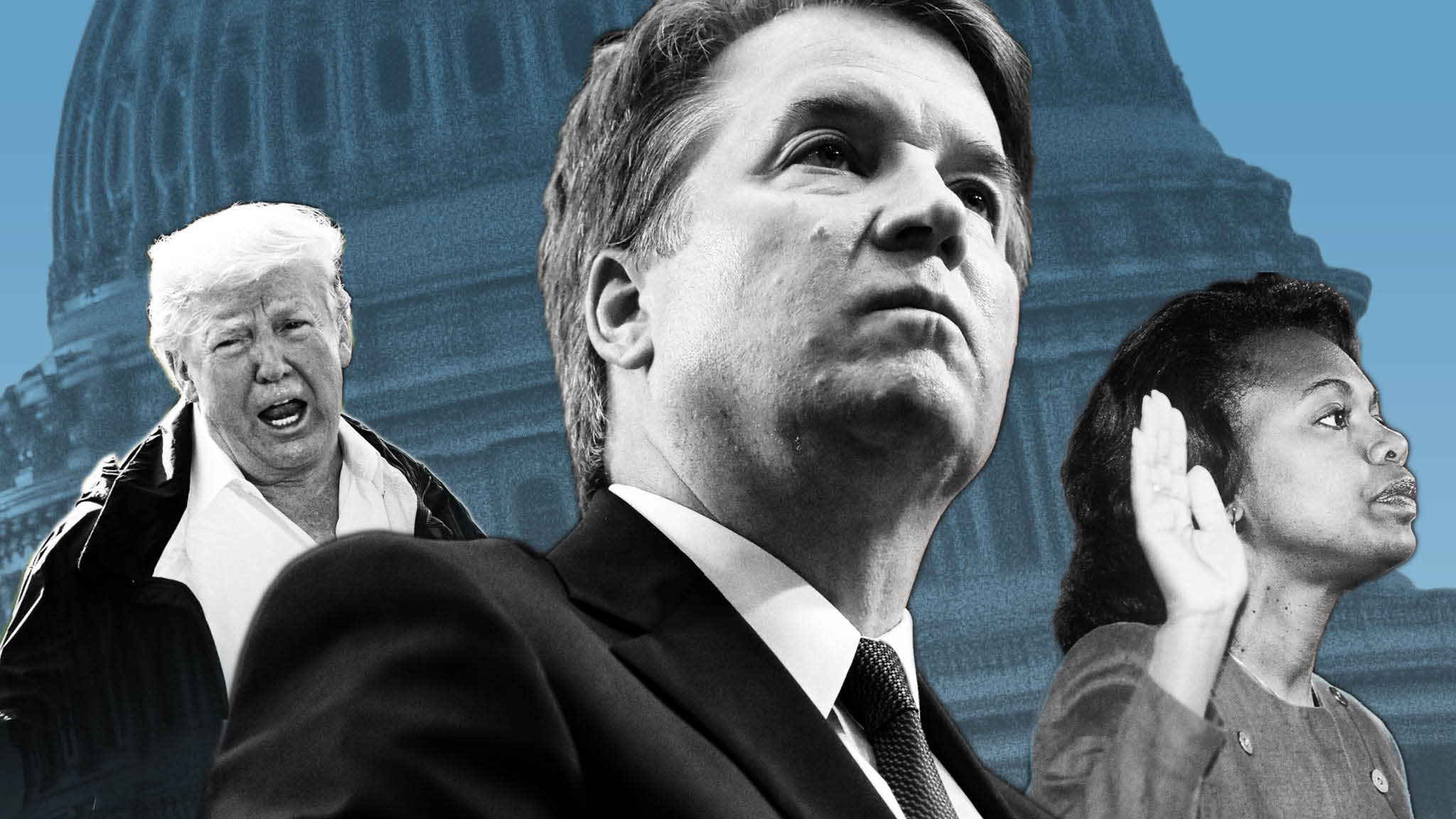 'Time for the good ol' boys to step back': Women, politics and the Supreme Court