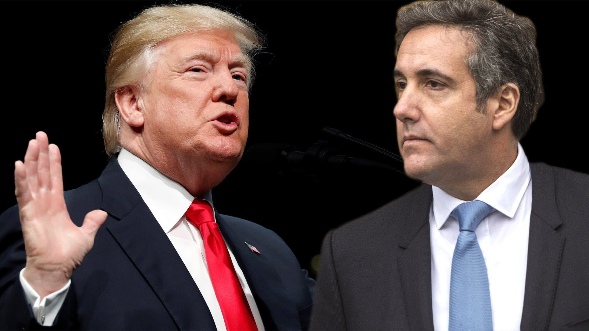 Trump lashes out at former attorney Michael Cohen