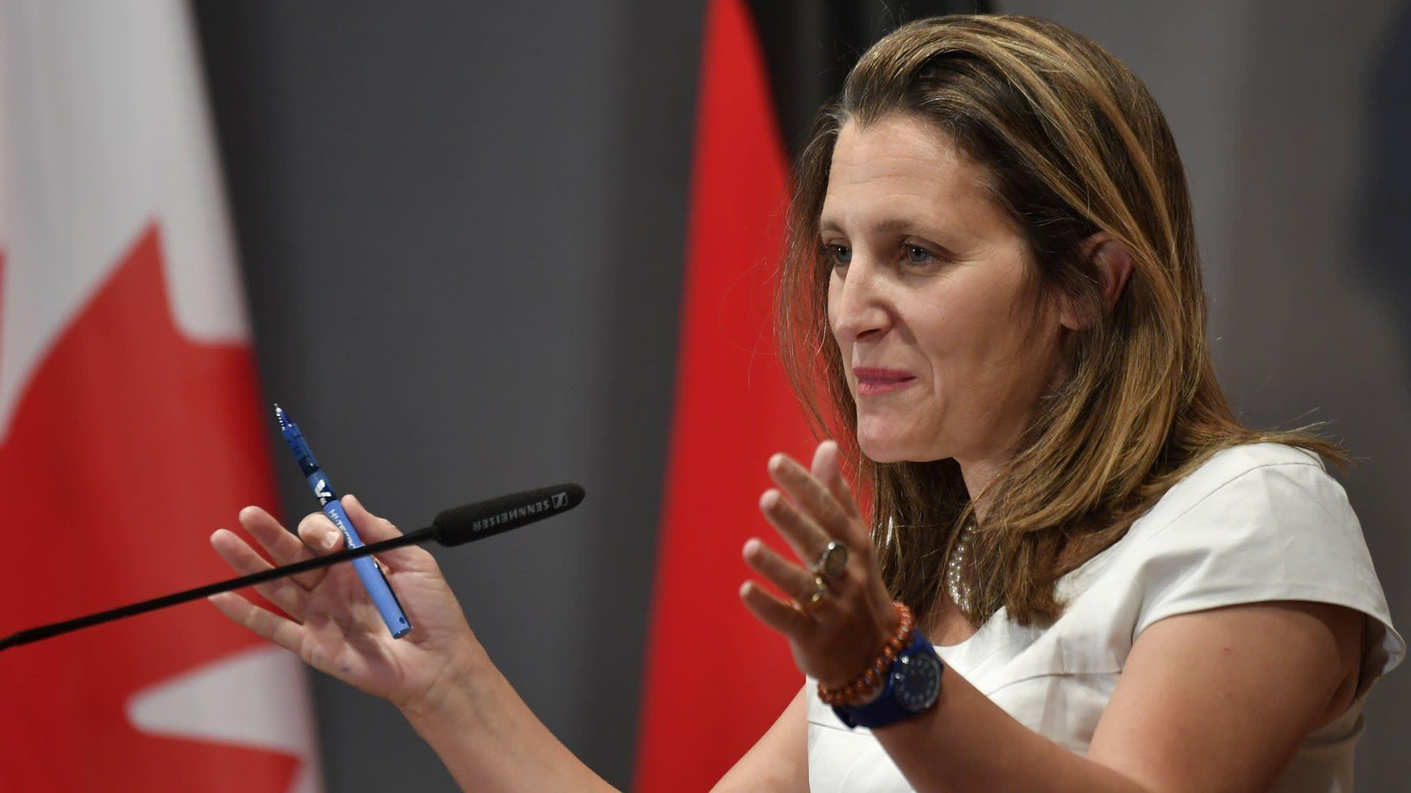 Trump's Nafta deal with Mexico puts pressure on Canada