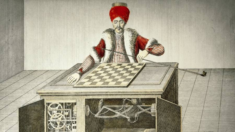 The humans behind Mechanical Turk's artificial intelligence