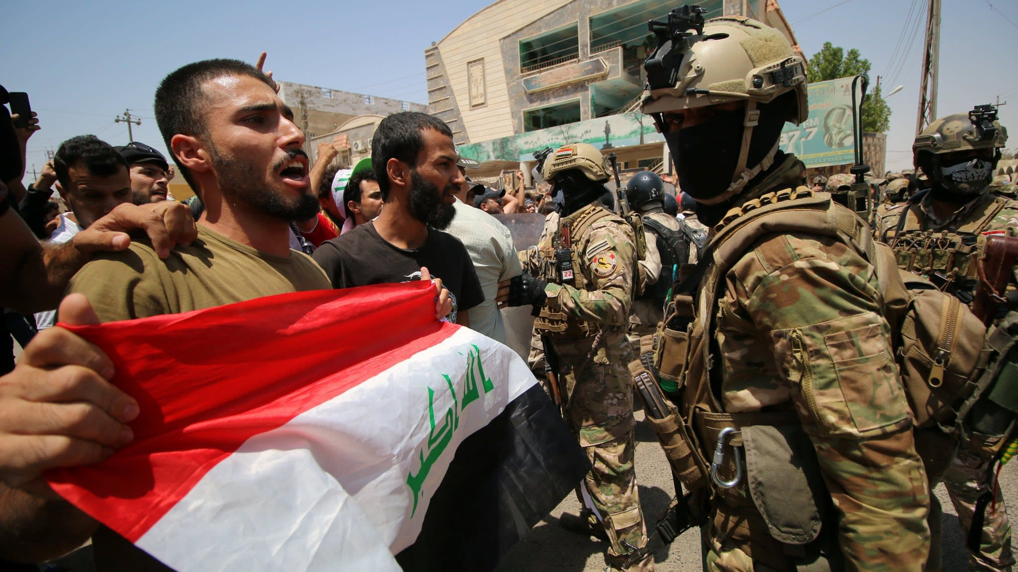 Disillusioned Iraqis give up on their political leaders